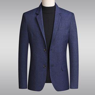 Sheck - 單排扣西裝外套