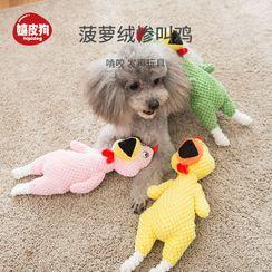 IKR - 小鸡挤压宠物玩具