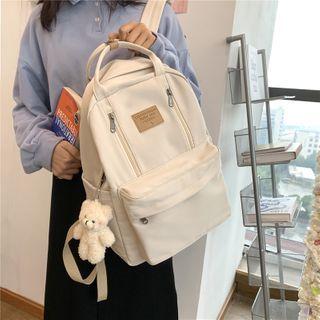 Carryme - 貼布繡尼龍背包