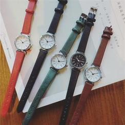 Teep - Roman Numeral Strap Watch
