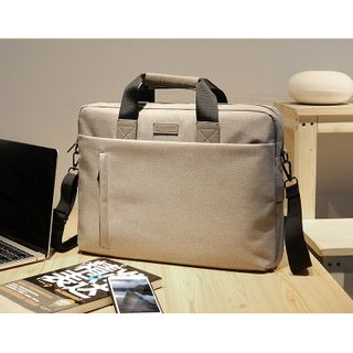 BAGGEST - Plain Laptop Briefcase