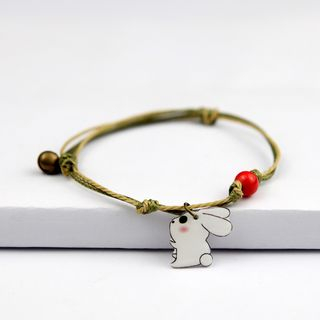Cancion - Ceramic String Bracelet (various designs)