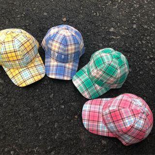 Birravin - Plaid Baseball Cap