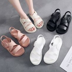 Chic Kingdom - Slingback Sandals