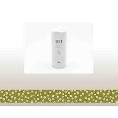 mt - mt Masking Tape : mt 8P Plum Blossom (Green) (8 Pieces)