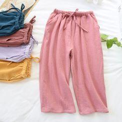 Dogini - Pajama Gaucho Pants