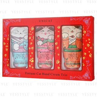 UNICAT - Fortune Cat Hand Cream Trio