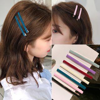 Coolgirl - Alloy Bar Hair Clip