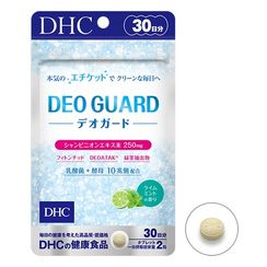 DHC Health & Supplement - DEO GUARD Breath and Body Freshener