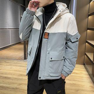 Andrei - 雙色連帽夾克