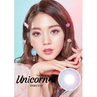 LENS TOWN - Tintbling Unicorn Monthly Color Lens #Violet