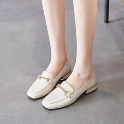 Siji - Low-Heel Loafers