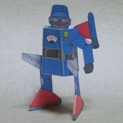 Kamikara - Paper Craft: kamikararobo
