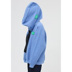 FAERIS - Set: Plain Sweatshirt + Crossbody Bag