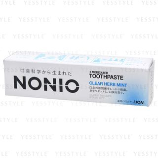 LION - Nonio Clear Toothpaste 30g
