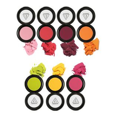 3CE - One Color Shadow - 7 Colors