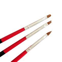 WGOMM - Set of 3: Nail Art Gel Brush