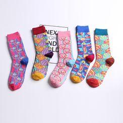 Wolfhara - Print Socks
