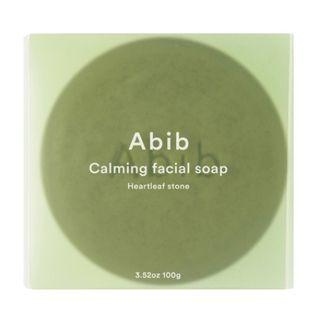 Abib - Calming Facial Soap Heartleaf Stone