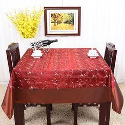 Sun East - Floral Tablecloth / Placemat