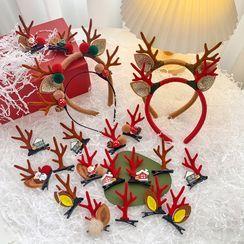 Koi Kawaii - Christmas Themed Hair Clip / Headband