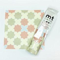 mt - mt Masking Tape : mt CASA Sheet 230mm Tile Star (3 Sheets)