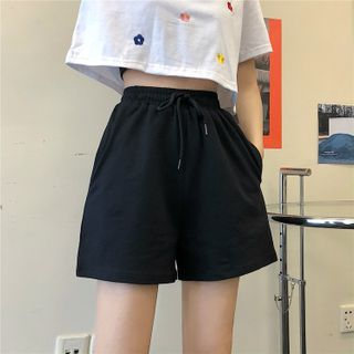 Guajillo - Wide Leg Shorts