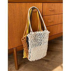 Dali hotel - Net Shopper Bag with Pouch