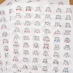 SASHI - Cartoon Stickers