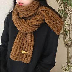 SOCOOL - 针织围巾