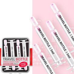 Vasana - Travel Mini Syringe Container
