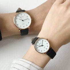 Moska - 情侶款帶式手錶