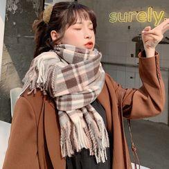 Dreamaway - 格子圍巾