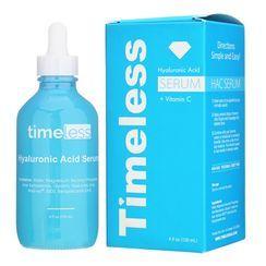 Timeless Skin Care - Hyaluronic Acid + Vitamin C Serum Refill