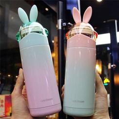 MUMUTO - ウサギ耳サーマルボトル