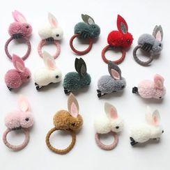 SUGAR STUDIO  - Bobble Rabbit Hair Tie