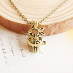 Nisen - Rabbit Aromatherapy Diffuser Necklace