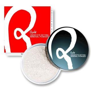 RUDE - Under Eye Setting Mineral Powder, 3.3g
