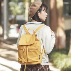 Churori  - Drawstring Canvas Backpack