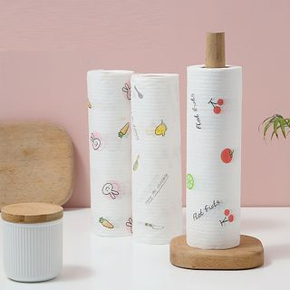 Good Living - Printed Disposable Kitchen Towel
