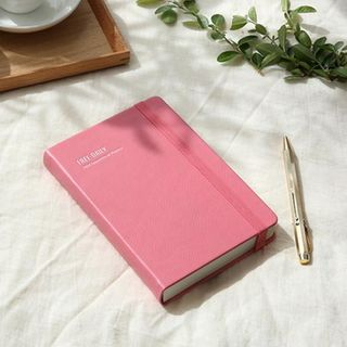 BABOSARANG - 2020 Pleather-Cover Diary (S)