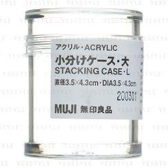 MUJI - Acrylic Stacking Case L