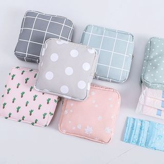 Day&Night - Print Sanitary Pouch