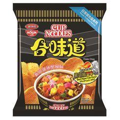 Nissin - Koikeya Black Pepper Crab Flavour Potato Chips 50g