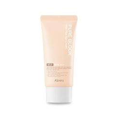 A'PIEU - Pure Block Mild Plus Sun Cream SPF32 PA++ 50ml