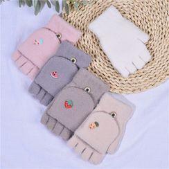 Fabulinus - Kids Furry Gloves