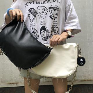 Mulgam - Faux Leather Crossbody Bag