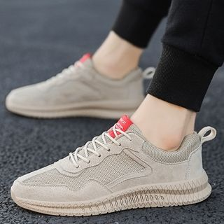 Chaoqi - Platform Lace Up Sneakers