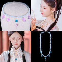 Fenix - Faux Pearl Necklace