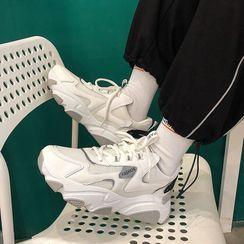 YERGO(ヤーゴ) - Platform Sneakers